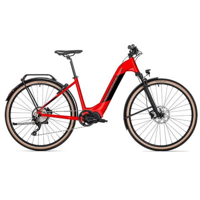 rockmachine-električno-treking-kolo-crossride-e400-2021 red